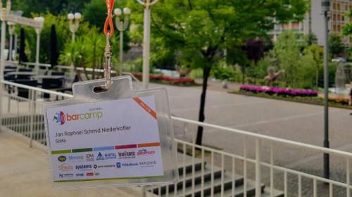 Barcamp 2018 Card