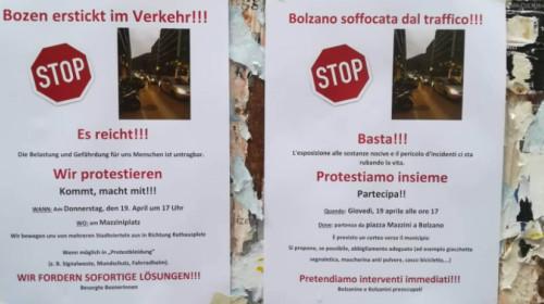 Verkehr Plakate