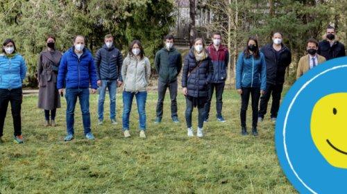 Die Gemeindereferent:innen und das Jugenddienst-Team