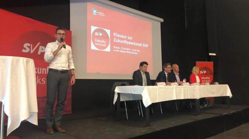 SVP-Klausur-Zukunftswerkstatt