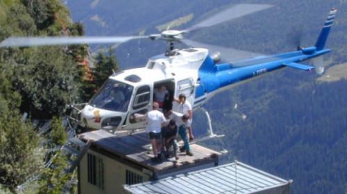 Elicotteri, servizio, Provincia, Bolzano