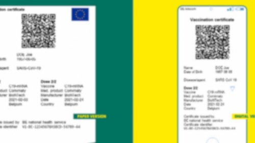 Grüner Pass