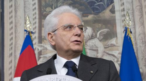 Sergio Mattarella, presidente, Repubblica