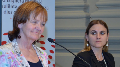 Martha Stocker, Ulrike Oberhammer