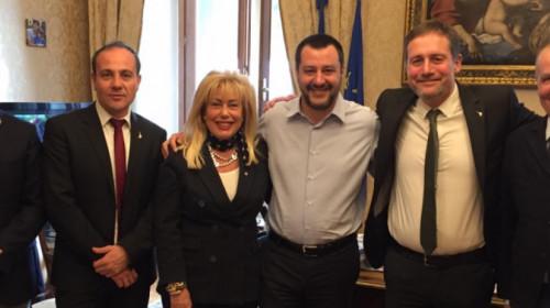 Vettori, Vettorato, Mattei, Salvini, Bessone, Calderoli