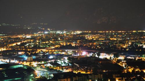 Bolzano inquinamento luminoso