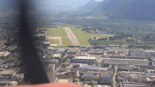 aeroporto Bolzano Flughafen Bozen