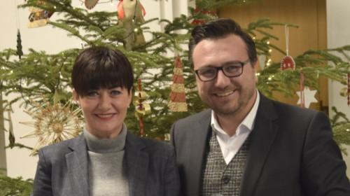 Andreas Leiter Reber & Ulli Mair