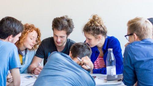 Studiengruppe - UniBz