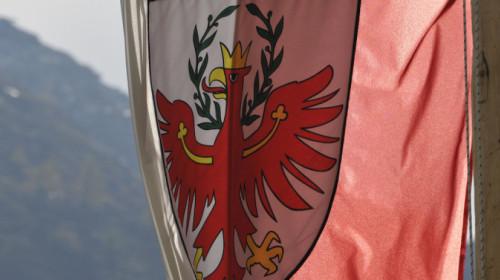 Südtirol-Fahne