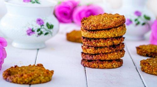 Kurkuma-Kekse