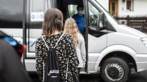 Südtiroler Mitwagenunternehmer Unterstützen die SASA beim Schülertransport