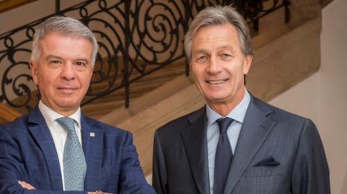 Nicola Calabrò & Gerhard Brandstätter