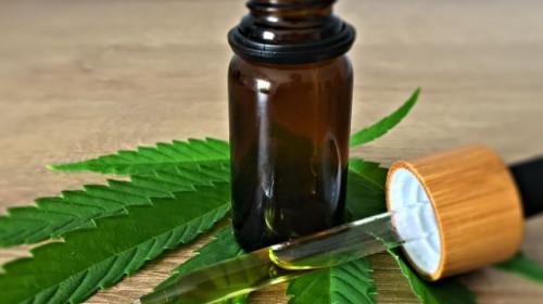 Cannabis Tropfen