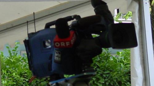 Kamera und Mikrofon