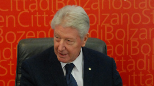 Caramaschi, Renzo, Bolzano, sindaco