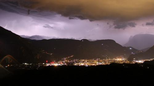 Fulmini Bolzano