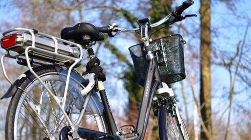 Ebike, bici elettrica