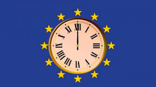 EU-Uhr