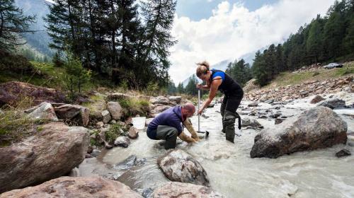eurac ricerca fiumi