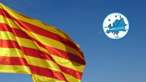 Flag Catalonia