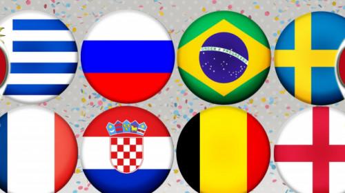 WM-Viertelfinals