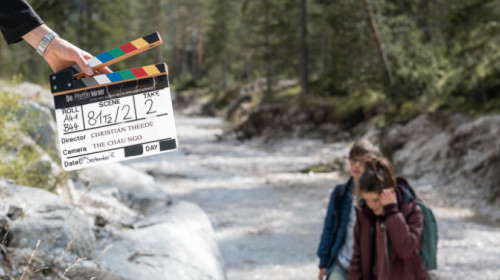 Set in Alto Adige, film commission, cinema