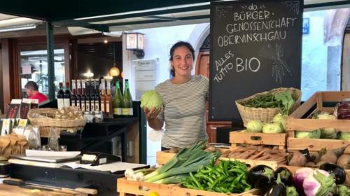 Bürgergenossenschaft Obervinschgau Obstmarkt