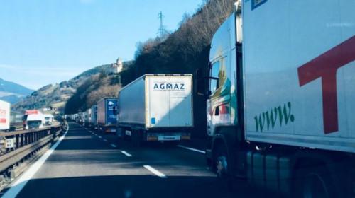 Tir, A22, Brennero, Brenner