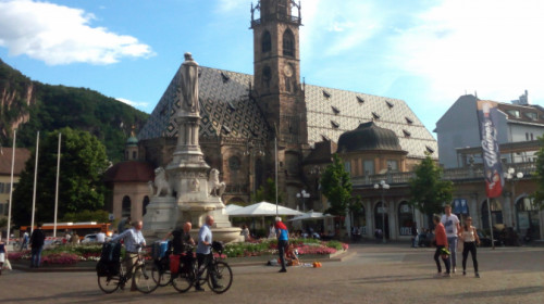 Bolzano, Bozen, piazza Walther