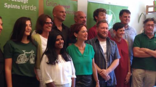 Grüne für Landtag