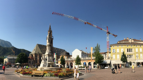 Walterplatz Bozen