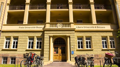 Uni Bozen Direktoratsgebäude