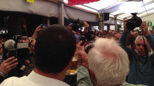 Selfie-Salvini
