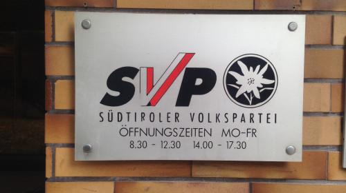 SVP-Parteizentrale