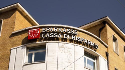 Sparkasse - Cassa di Risparmio logo