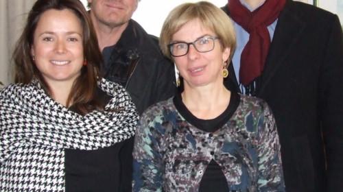 Simone Wasserer & Rosmarie Burgmann
