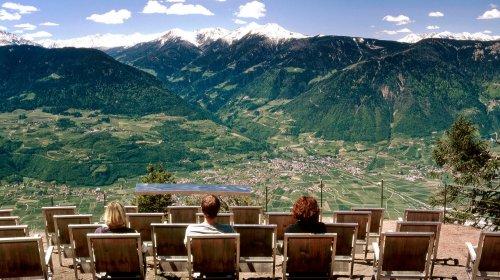 hotel, turismo, Merano