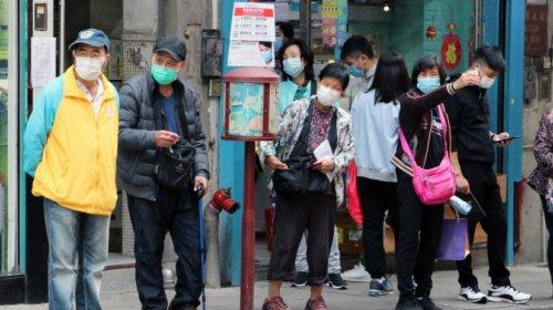 Masken im Freien
