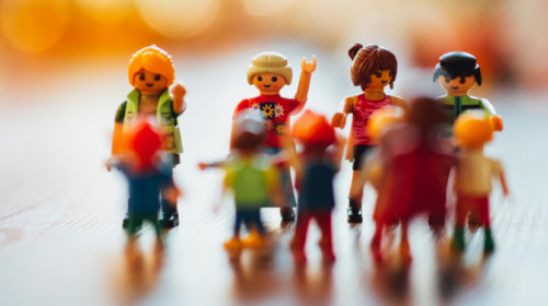 Playmobil Eltern