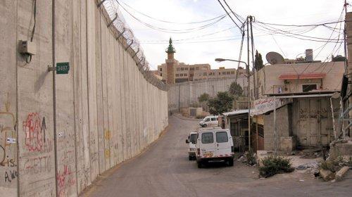Israelische Sperranlagen (Westjordanland)