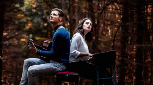 Michael Aster und Emily Ferri