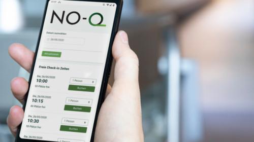 Eintrittsmanagement-Software NO-Q