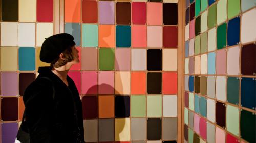 Installation Art, veduta della mostra a Museion