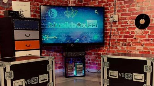 Musikbox33-Studio