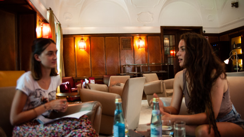 Im Interview mit Nina Duschek