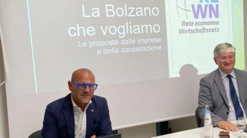 Rete Imprese, Cna, Zanin, Bolzano