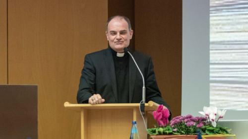 Ivo Muser, vescovo