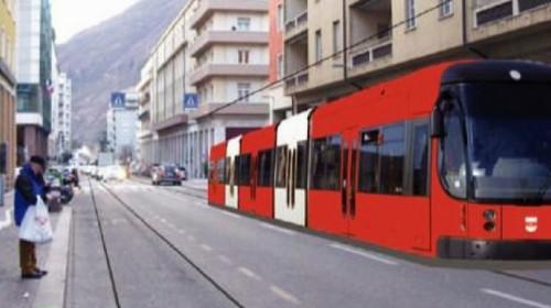 Tram Bolzano