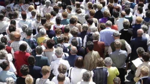 persone, Alto Adige, folla